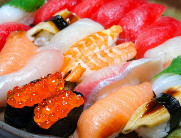 DG - Japanese sushi
