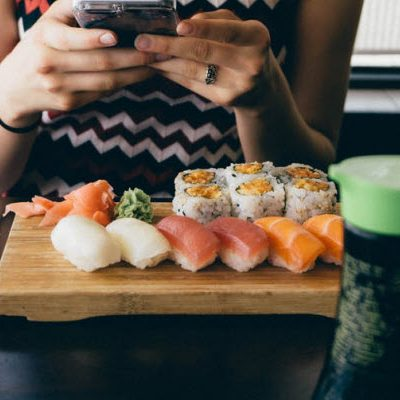 Should Raw Sushi-eaters be worried about Tapeworms?