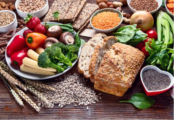 Healthy natural ingredients