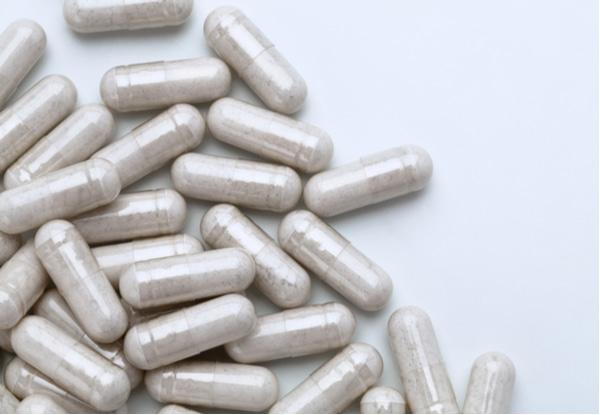 Pile of capsule